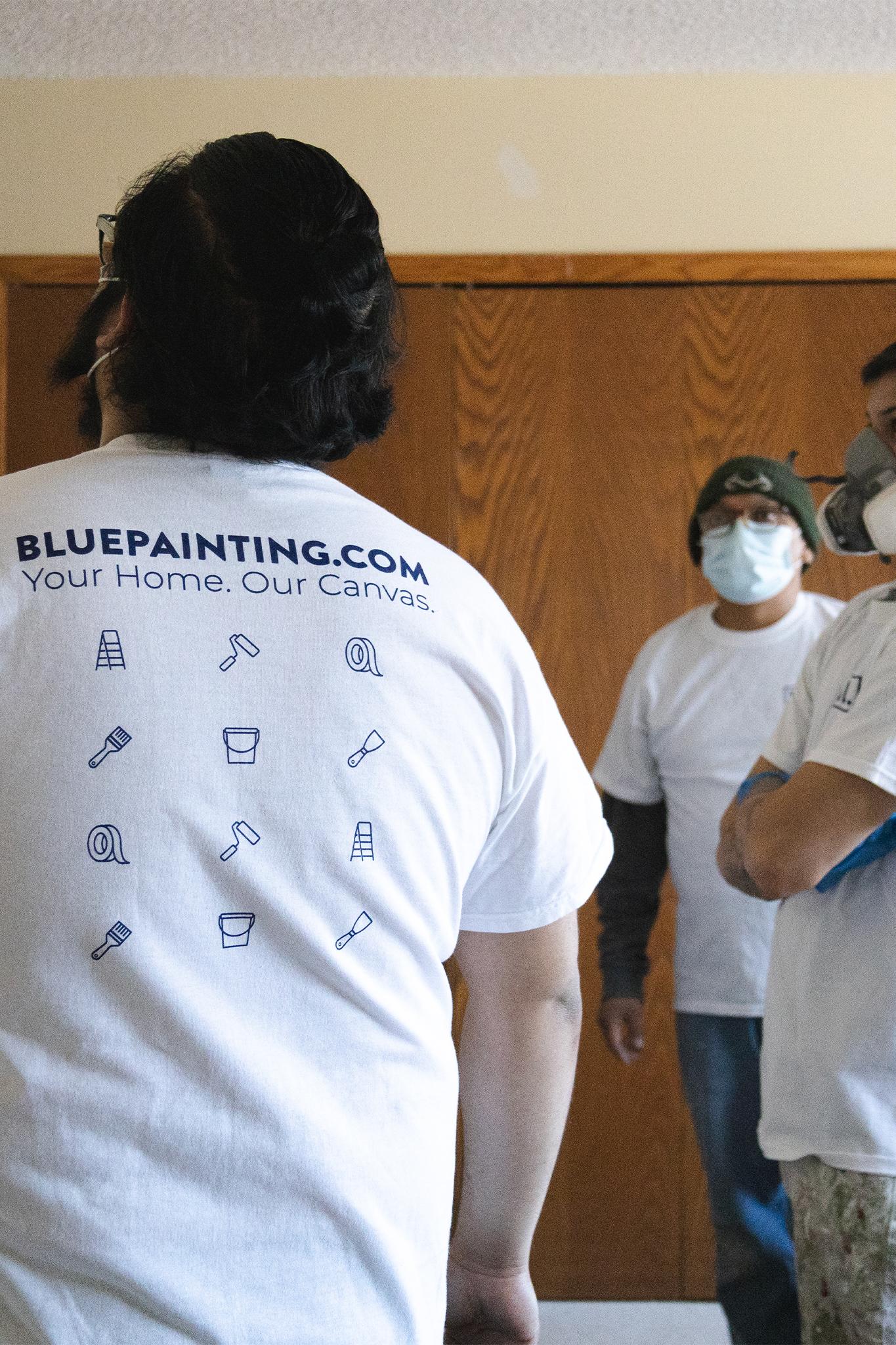 Painting Crew Interior